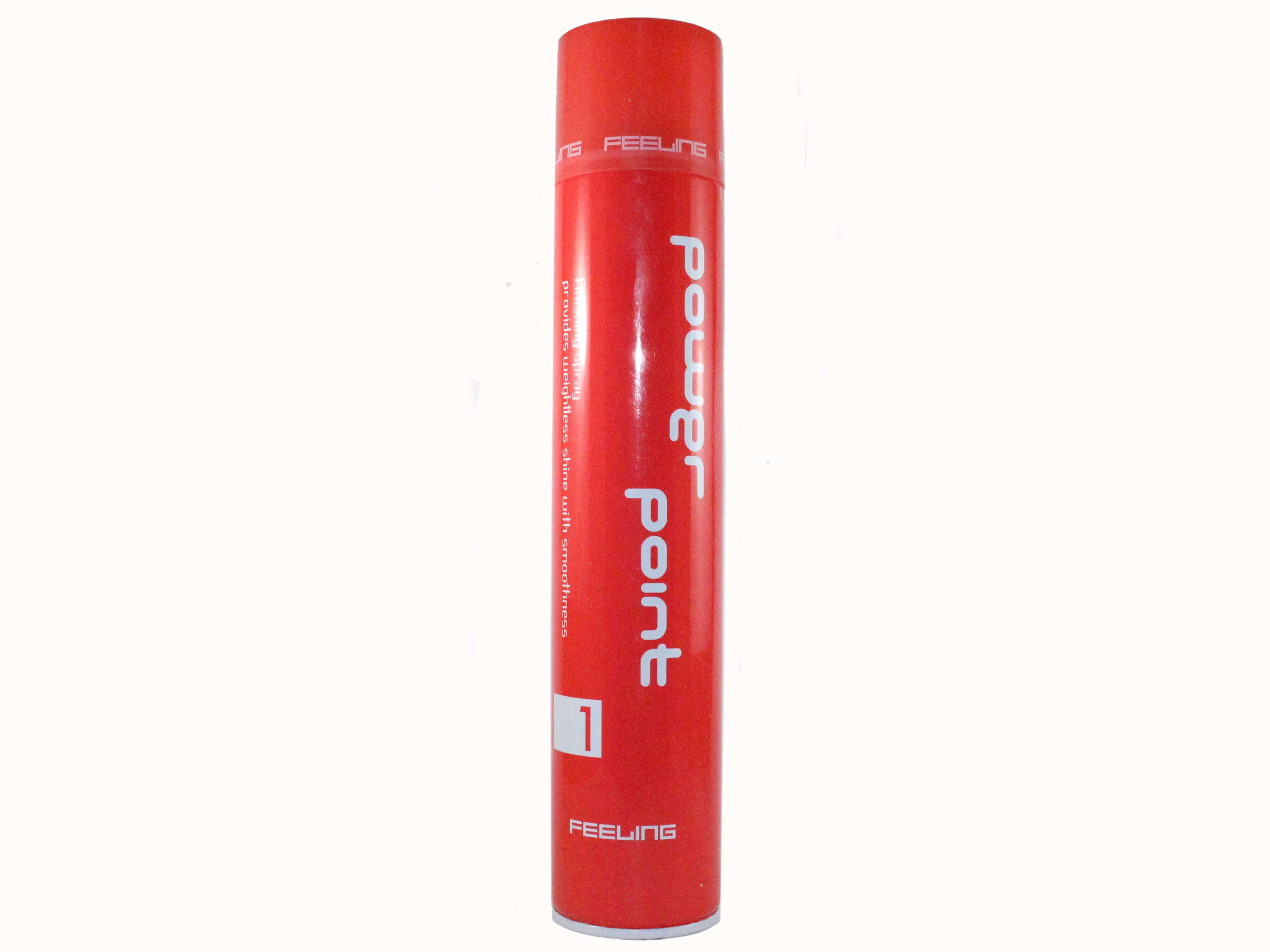 FEELING POWERPOINT FINISHING HAIR SPRAY 400ML