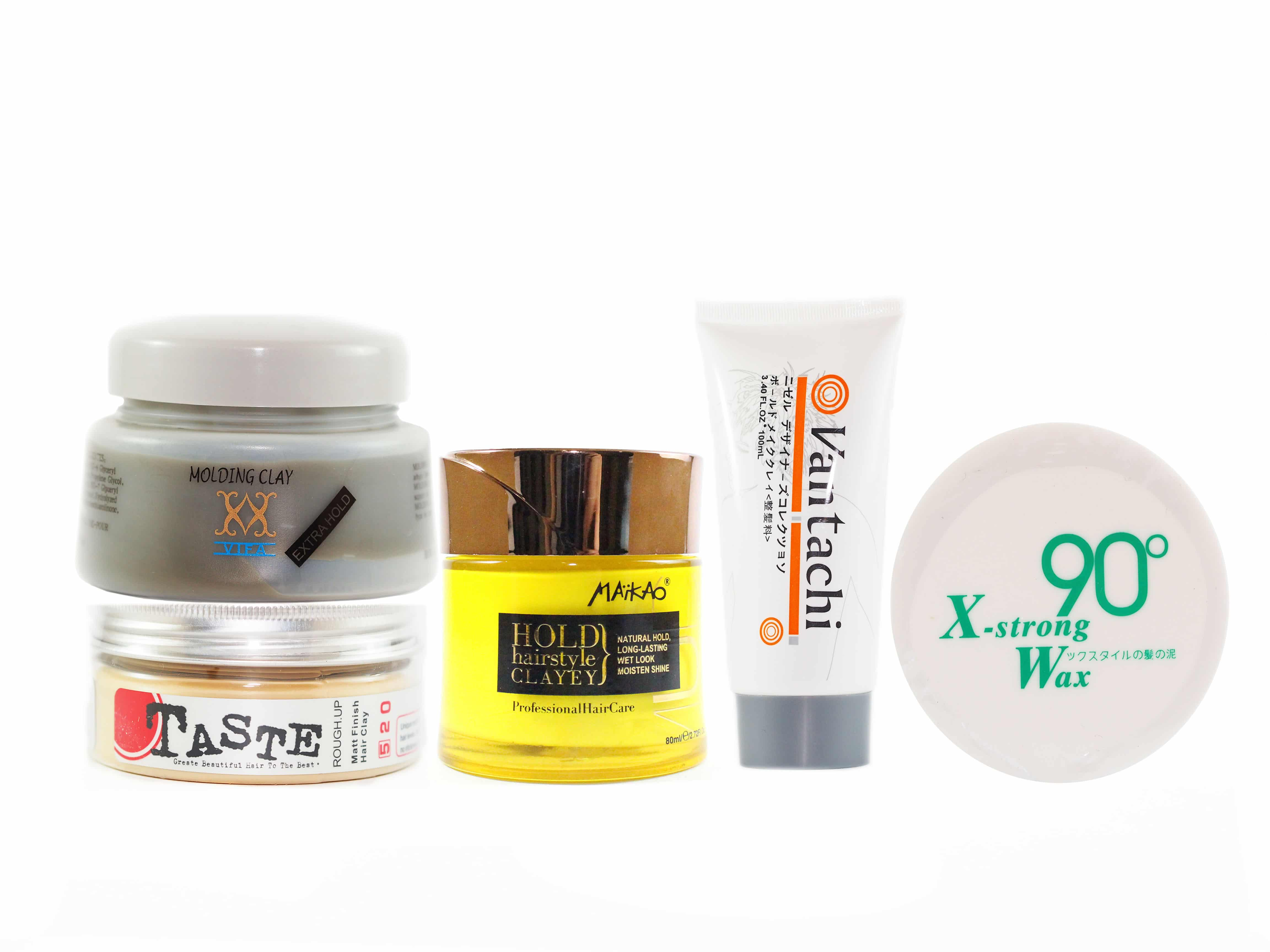 TWIN PACK WAX/CLAY BUNDLE DEAL