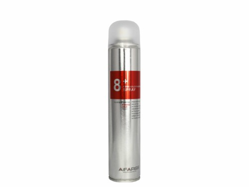 8+ FIRM HOLD HAIRSPRAY 385ML