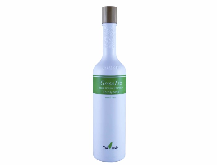 TaiHair Green Tea Organic Shampoo 420ml