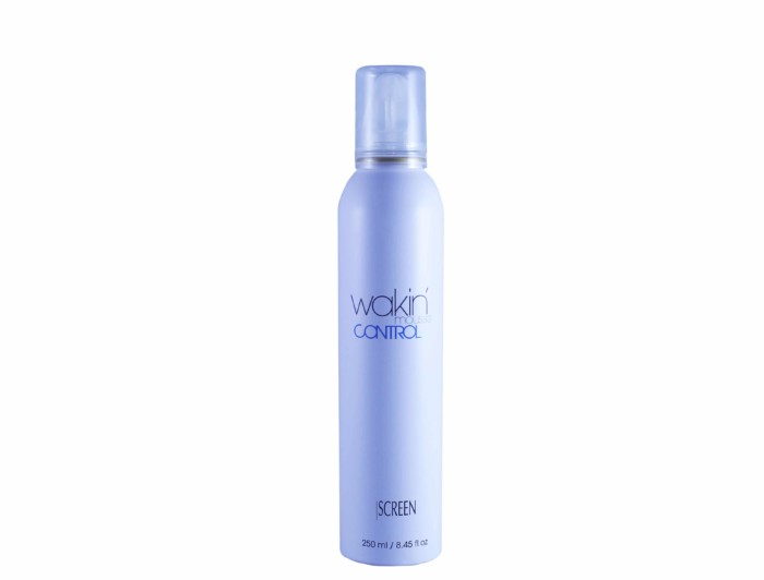 SCREEN WAKIN' MOUSSE CONTROL 250ML